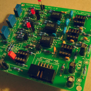 foniks PS3100 PCB Resonator