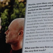 Martin Gore publicly loves McBeth Modules and tells about addiction to modules