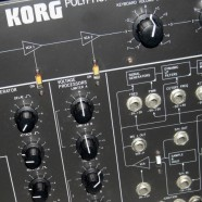 Aliens Project – Korg PS-3100 (close up – Woche 27/11)
