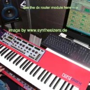 CLAVIA Nord Modular G2 and G2X Synthesizer