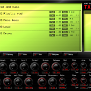 TX16Wx VSTi Sampler Beta Released!