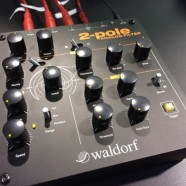 NAMM 2014 III – Controllers, Izotope Break Tweaker Groovebox Software & Waldorf 2Pole