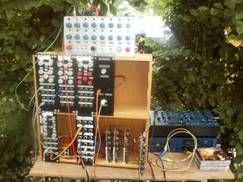 ForuModular Prototyp ForuModular Proto synthesizer