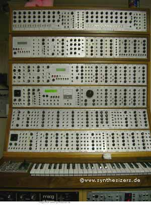 Analogue Systems RSintegrator, Sorcerer synthesizer