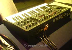 Access VirusC, Indigo2, KC, Redback synthesizer