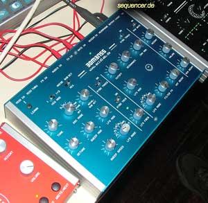 Acidlab Bombass synthesizer