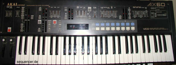 AX-60 AX-60 synthesizer