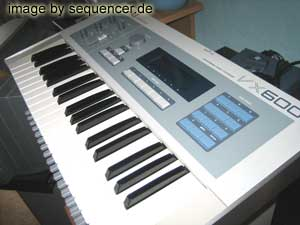 akai vx600 synthesizer