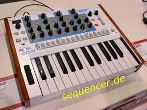 Akai TimbreWolf synthesizer