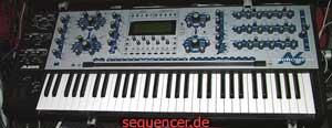 Alesis AndromedaA6 synthesizer