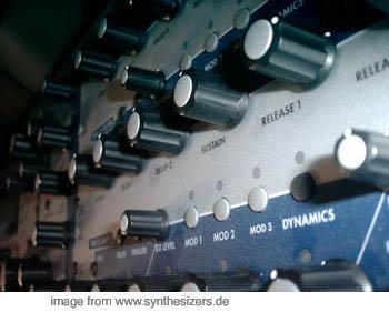 andromeda a6 andromeda synthesizer