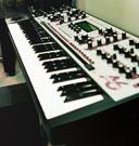 A6 Andromeda Andromeda A6 synthesizer