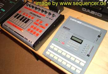 Alesis HR16, HR16B synthesizer