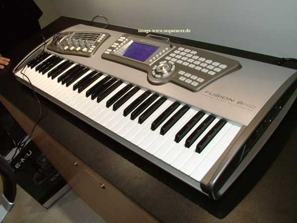 Alesis Fusion synthesizer