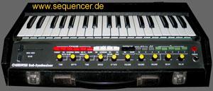 synthesizer wersi bass ap6