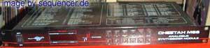 Cheetah MS6 synthesizer