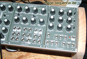 Cwejman Modular Cwejman Modular synthesizer