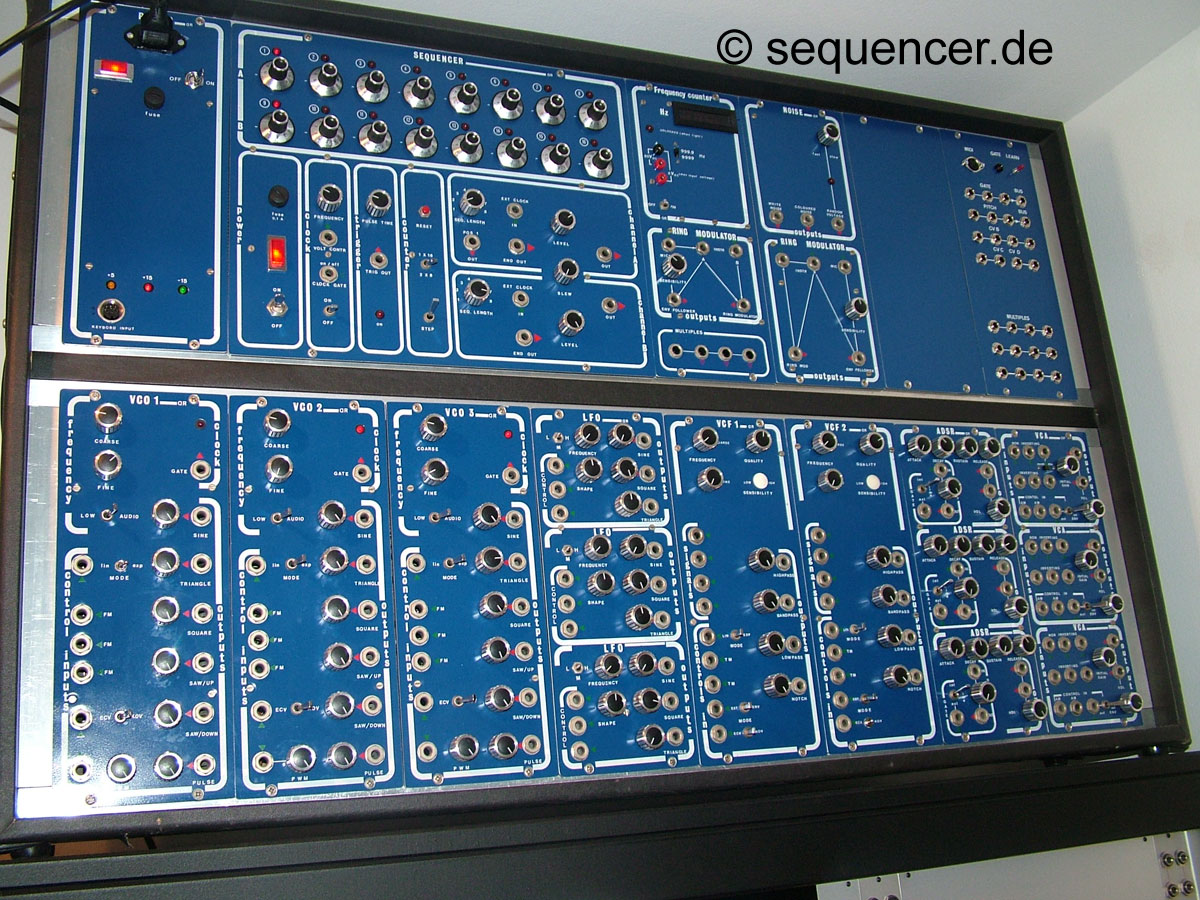 EEF Modular synthesizer
