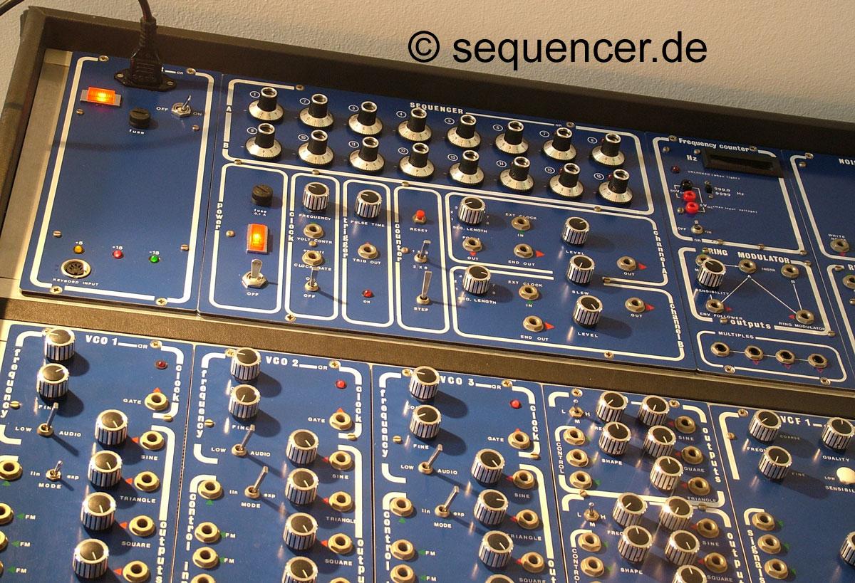 EEF Modular EEF Modular synthesizer