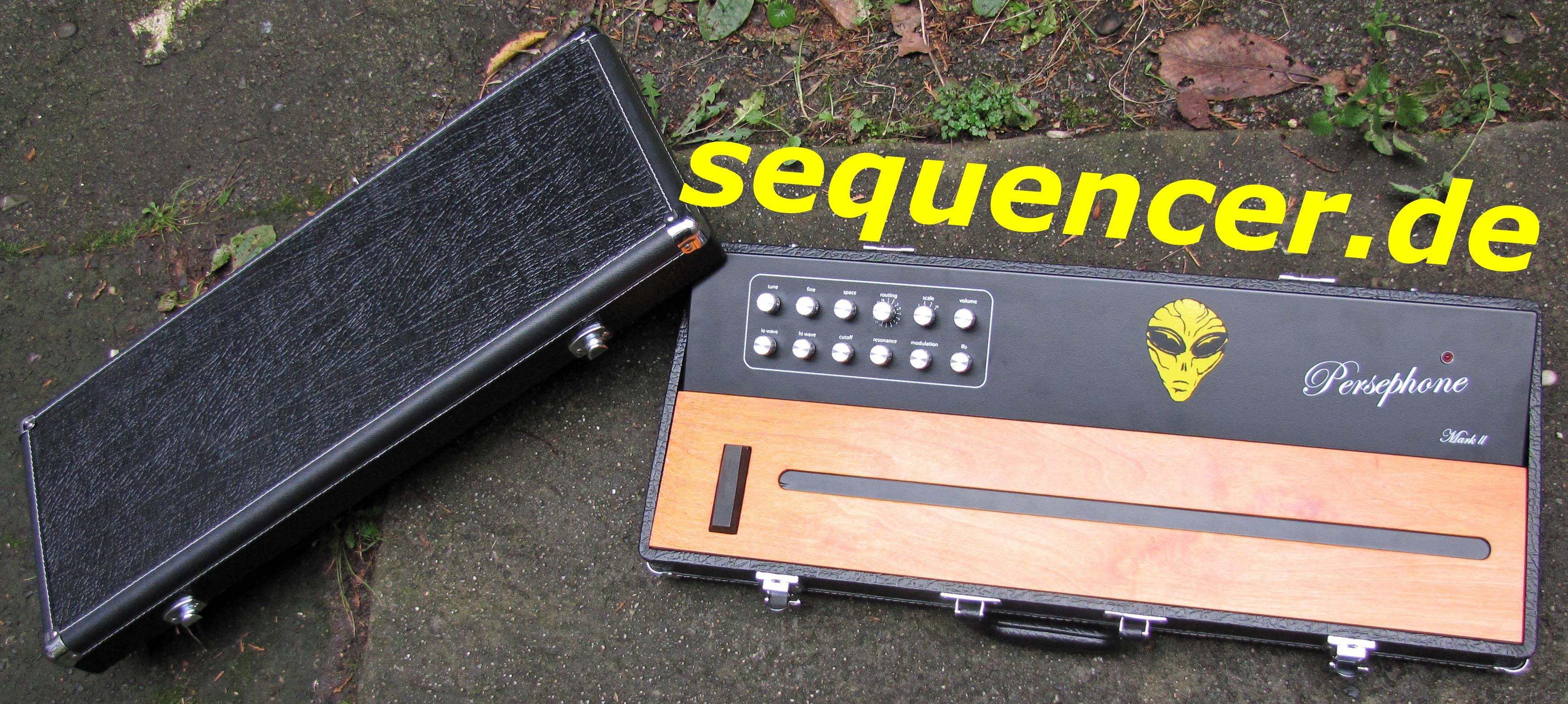 EOwave Persephone Mk 2, Persephone 2, Persephone Mk II synthesizer