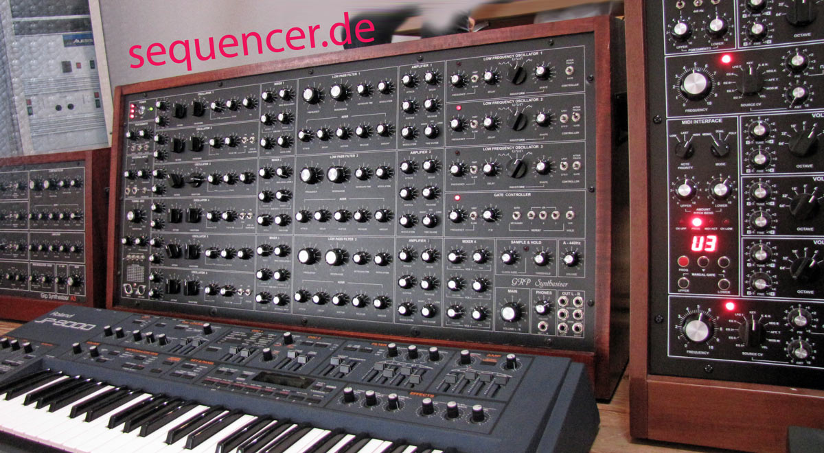 GRP A6 synthesizer