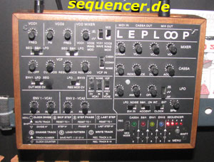 LEP Leploop synthesizer