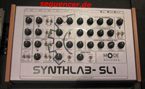 Mode Machines SynthLab, SL1 synthesizer