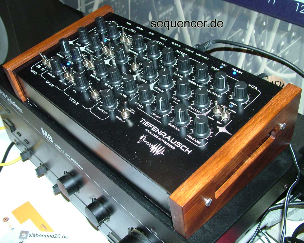 3Lab Tiefenrausch synthesizer
