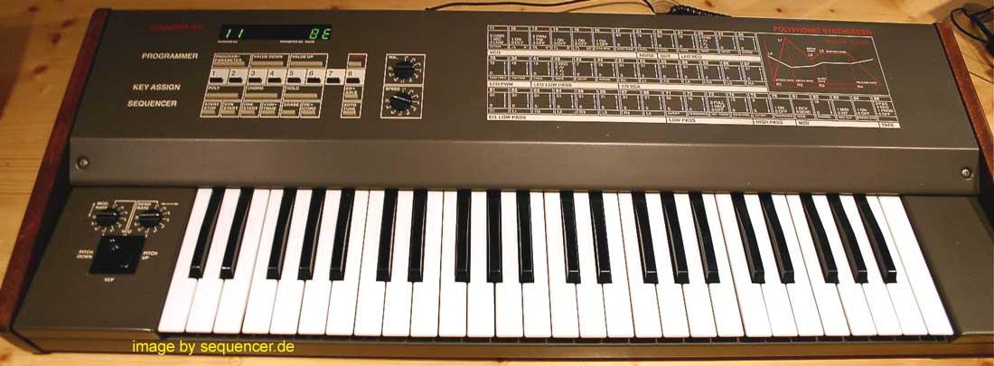 VEB Anlagenbau Cottbus Tiracon 6V synthesizer