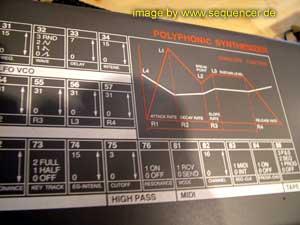 tiracon 6V synthesizer