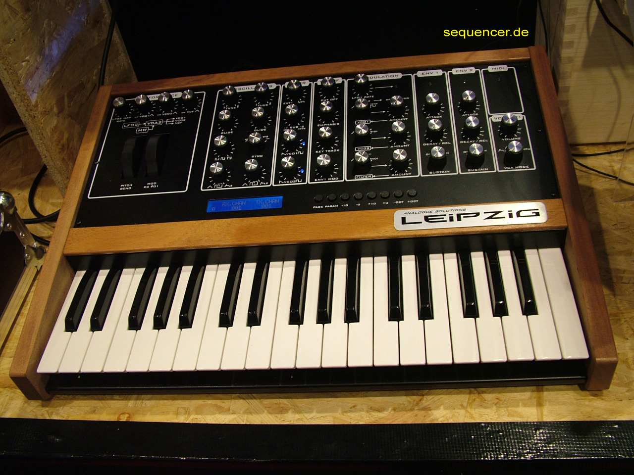 Leipzig K Synthesizer Leipzig K Synthesizer synthesizer