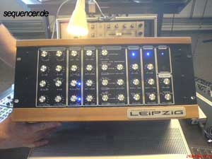 Analogue Solutions LeipzigK, LeipzigR synthesizer