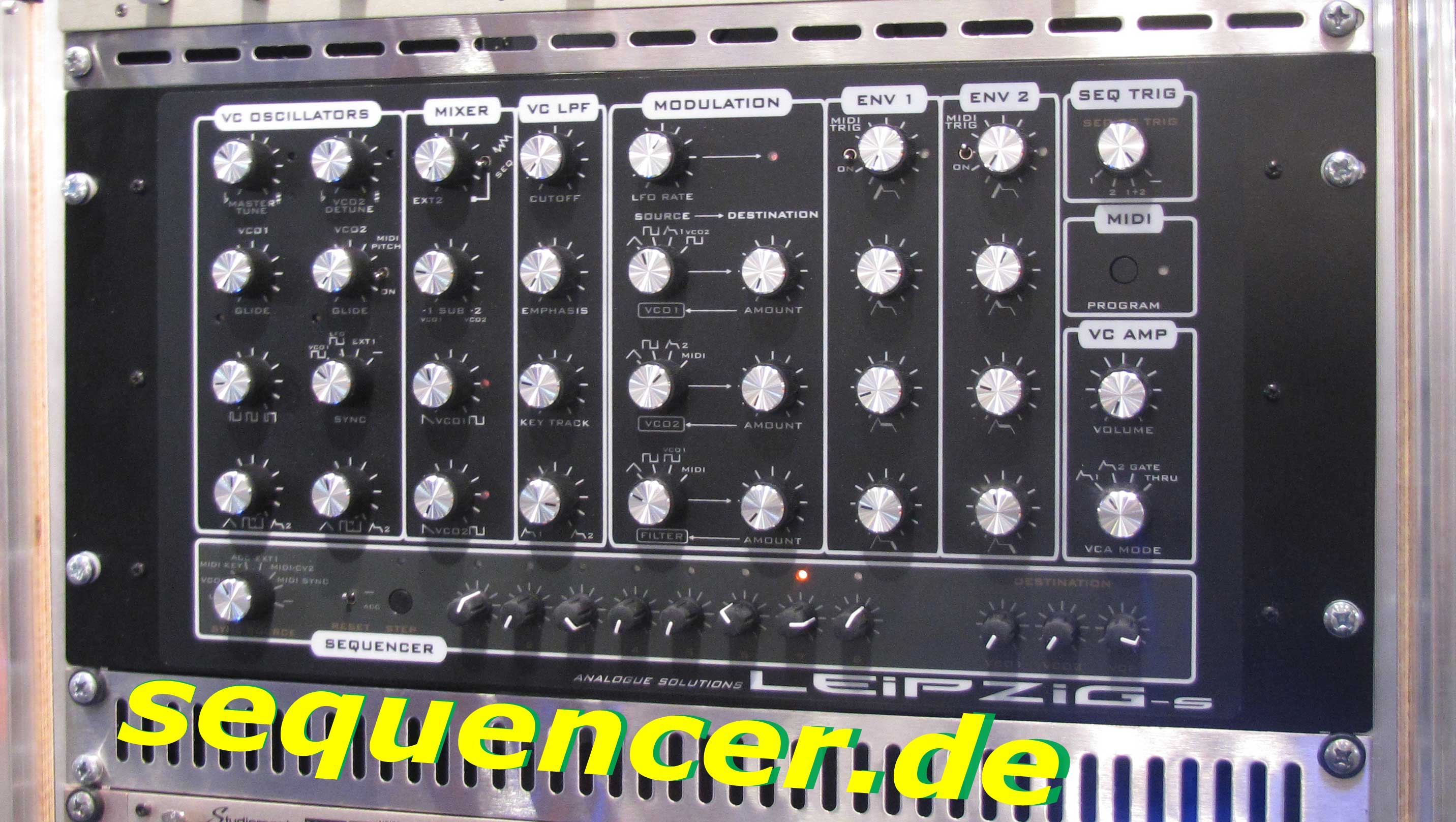 Analogue Solutions Leipzig S synthesizer