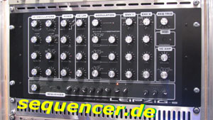 Analogue Solutions LeipzigS synthesizer