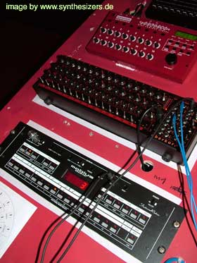 moebius sequencer and oberkorn analog sequencer