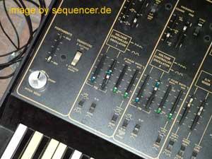 ARP Odyssey II synthesizer