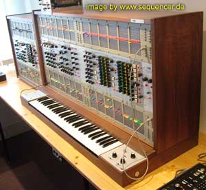 ARP 2500 synthesizer