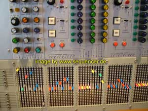 ARP2500 modular synthesizer