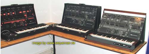 ARP 2600 synthesizer family