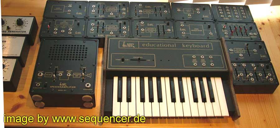 ARP Educational , Modular Synthesizer Lab synthesizer
