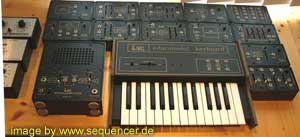 arp educational modular synth