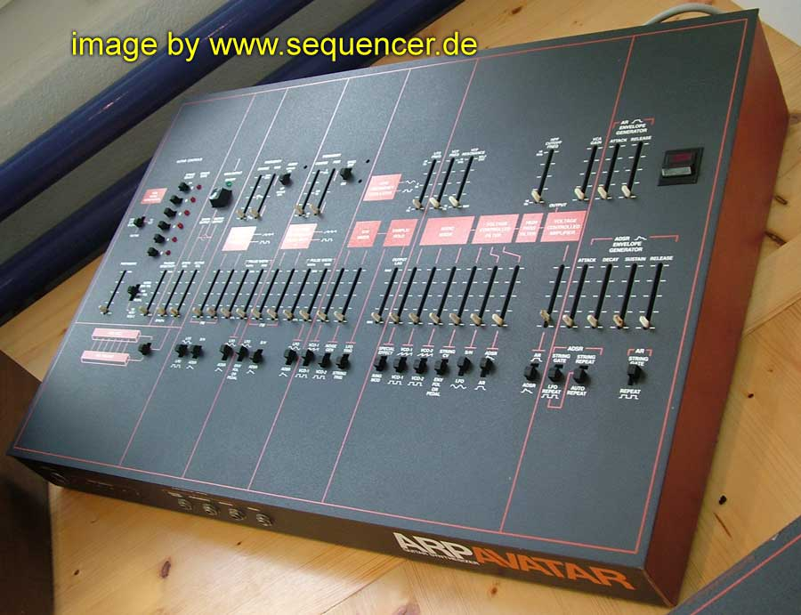 ARP Avatar synthesizer