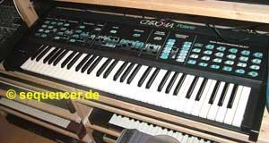 Rhodes ChromaPolaris synthesizer