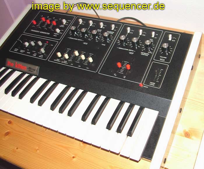 Octave Kitten synthesizer