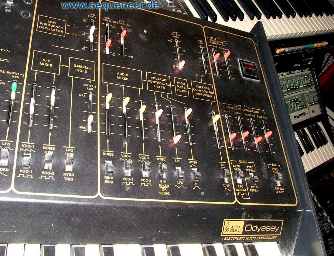 ARP Odyssey Analog Synthesizer