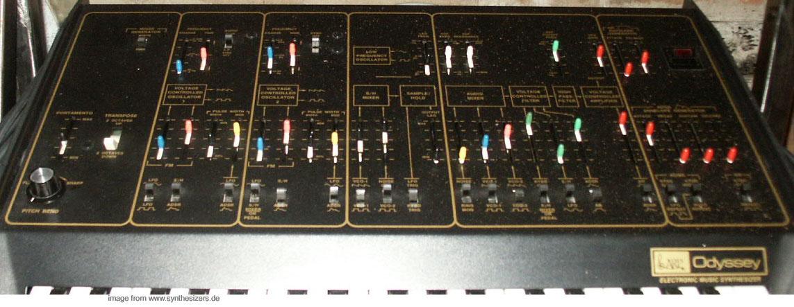 ARP Odyssey ARP Odyssey synthesizer