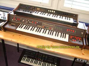 ARP SolinaStringsSynthesizer synthesizer