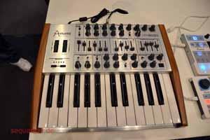 Arturia MiniBruteSE synthesizer