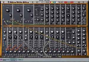 Arturia Moog Modular V synthesizer