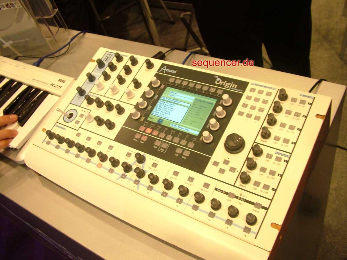 Arturia Origin Desktop Arturia Origin Desktop synthesizer